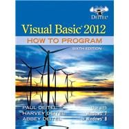 Visual Basic 2012 How to Program