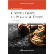 Concise Guide To Paralegal Ethics (with Aspen Video Series: Lessons in Ethics), 4/E