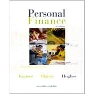 Personal Financial Planner to accompany Personal Finance