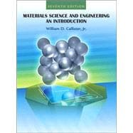 Materials Science and Engineering: An Introduction, 7th Edition