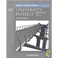 Sears and Zemansky's University Physics With Modern Physics: Students