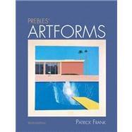 PREBLES ARTFORMS & MYARTSLAB ACC CODE PKG, 10/e