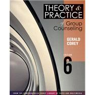Theory and Practice of Group Counseling (with InfoTrac)