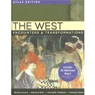 West, The: Encounters & Transformations, Atlas Edition, Combined Volume