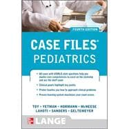 Case Files Pediatrics, Fourth Edition