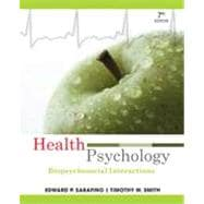 Health Psychology: Biopsychosocial Interactions, 7th Edition