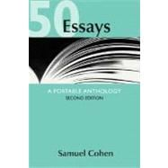 50 Essays : A Portable Anthology