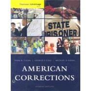 Cengage Advantage Books: American Corrections