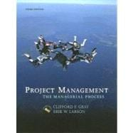 Project Management with Student CD and MS Project CD