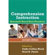 Comprehension Instruction, Second Edition Research-Based Best Practices