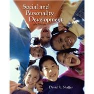 Social And Personality Development with Infotrac (Book with CD-ROM)