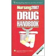 Nursing2007 Drug Handbook