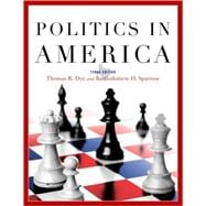 MyPoliSciLab with Pearson eText -- Standalone Access Card -- for Politics in America