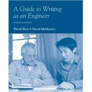A Guide to Writing as an Engineer, 3rd Edition