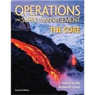 Operations & Supply Management: The Core with Student Videos DVD