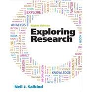 Exploring Research Plus MySearchLab with eText -- Access Card Package