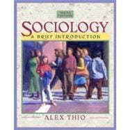 Sociology : A Brief Introduction (with Study Card)
