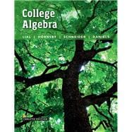 College Algebra plus MyMathLab with Pearson eText -- Access Card Package