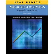 Microeconomics 2007 : Principles and Policy