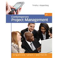 Contemporary Project Management (with Microsoft Project CD-ROM and Printed Access Card)