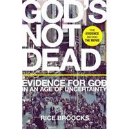 God's Not Dead 9780718037017R
