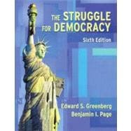 Supplement: Struggle for Democracy, The (Hardcover) - Struggle for Democracy (paperback), with LP.co