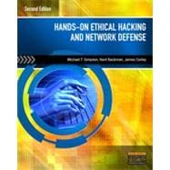 Hands-On Ethical Hacking and Network Defense, 2nd Edition