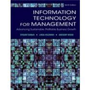 Information Technology for Management : Reinventing the Organization