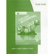 Study Guide with Working Papers, Chapter 1-9 for Heintz/Parry's College Accounting, 20th + Combination Journal Module