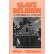 Slave Religion The
