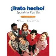 Trato hecho: Spanish for Real Life (Paperbound)