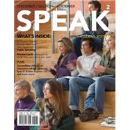 SPEAK (with CourseMate with SpeechBuilder Express� 3.0 1-Semester, InfoTrac Printed Access Card)