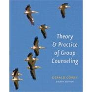 Theory and Practice of Group Counseling, 8th Edition
