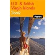 Fodor's U. S. and British Virgin Islands 2009