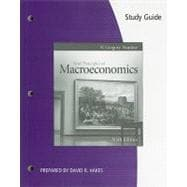 Study Guide for Mankiw�s Brief Principles of Macroeconomics, 6th