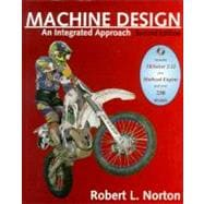 Machine Design : An Integrated Approach