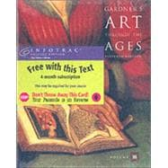Gardner�s Art Through the Ages, Volume II (with InfoTrac)