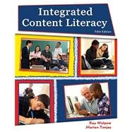 Integrated Content Literacy 9780757527074R