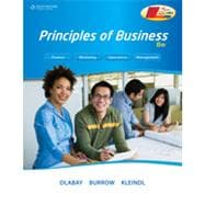 Principles of Business, 8th Edition