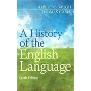 A History of the English Language Plus NEW MyCompLab -- Access Card Package
