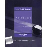 Physics F/Sci & Engr Vol 1 Chp 1-19