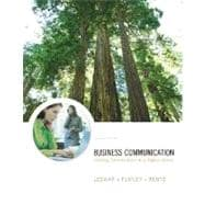 Business Communication : Making Connections in a Digital World