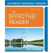 Effective Reader, The,  Alternate Edition Plus MyReadingLab with eText-- Access Card Package