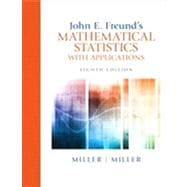 John E. Freund's Mathematical Statistics with Applications
