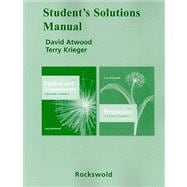 Student Solutions Manual for Algebra and Trigonometry with Modeling Visualization and Precalculus with Modeling and Visualization