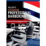 Student CD for Milady�s Standard Professional Barbering