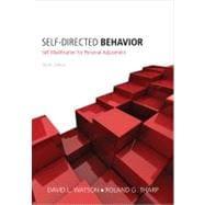 Self-Directed Behavior Self-Modification for Personal Adjustment