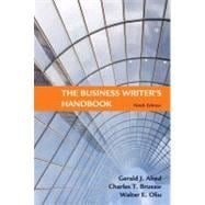 The Business Writer's Handbook