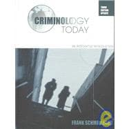 Criminology Today : An Integrative Introduction - Update