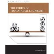 The Ethics of Educational Leadership